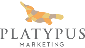 Platypus Marketing Logo
